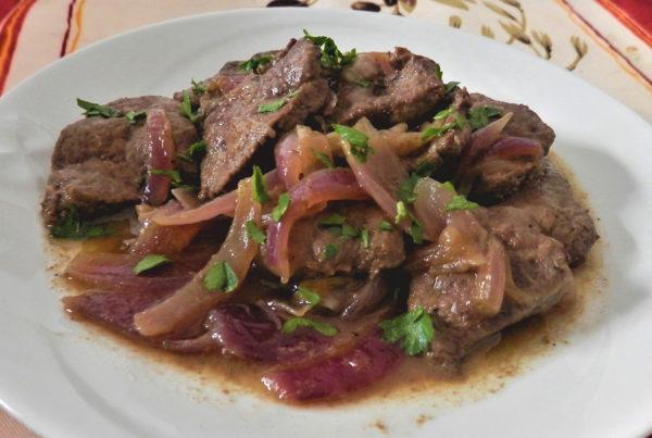 Fegato di vitello unbranded fiorani e c. lavorazione carni
