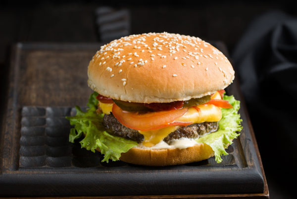 Hamburger di originale 250 g fiorani e c. piacenza