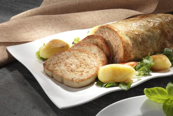 Polpettone grammi 500 ricetta gustosa piatto fiorani e c. produzione carni