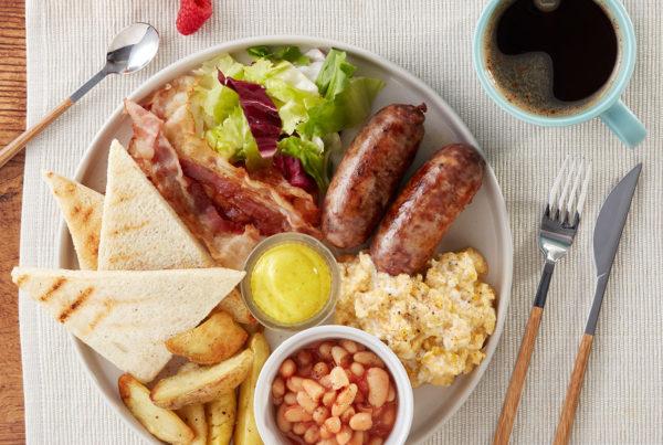 Ricetta fiorani english breakfast
