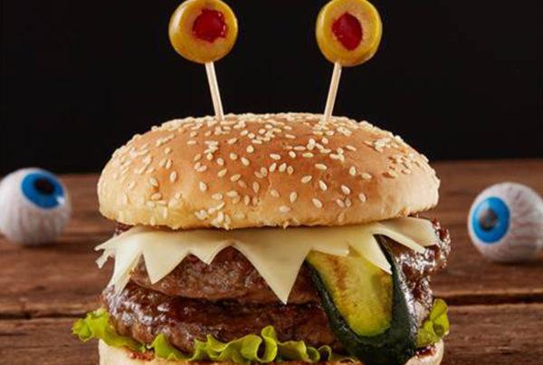 Hamburger monster ricette fiorani