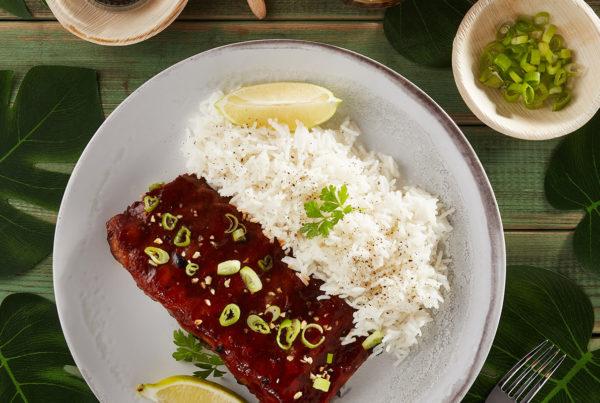 Ricetta fiorani loin ribs con riso